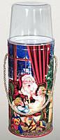 """Новогодняя упаковка """"Санта Клаус"""" (Вместимость 1 кг.), фото 1"""
