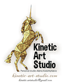 KINETIC ART STUDIO Personal studio Alena Kolomiytseva