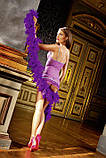 Пеньюар Purple-Blue Ruffled Dress, фото 2