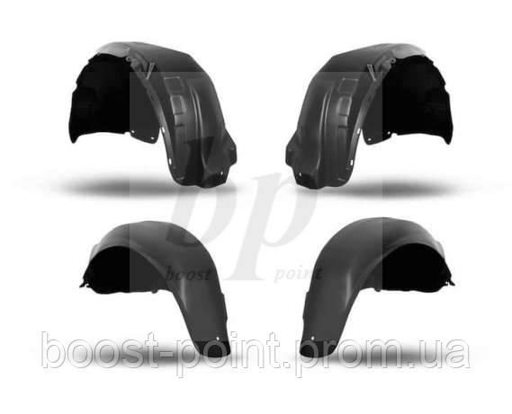 Комплект Защита колесных арок (подкрылки) bmw 3 Series (e36) (бмв 3 е36) 1990-1998