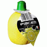 Piacelli Citrilemon — Концентрированный Лимонный Сок, 200 Мл.
