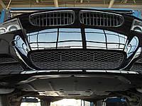 Защита картера двигателя и КПП для Citroen С4 2005-