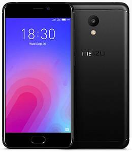 Смартфон ORIGINAL Meizu M6 Black (8Х1.5Ghz; 2Gb/16Gb; 13МР/8МР; 3070 mAh)