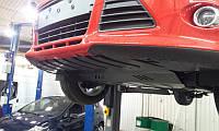 Защита картера двигателя и КПП для Ford Focus I. V-1.6,1.8