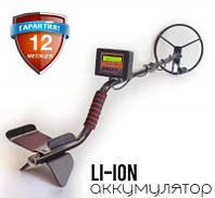 Металлоискатель импульсный Clone PI-AVR/Клон пиавр с ЖК-дисплеем глубина 1,9-3 м