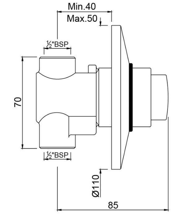 Jaquar PRS-CHR-073