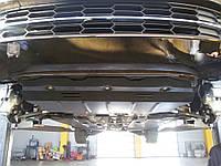 Защита картера двигателя и КПП для Ford  Mondeo 2000-2007