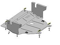 Защита картера двигателя и КПП для Nissan Primastar с боковыми крыльями