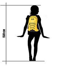 """Подростковый рюкзак  """"ACTIVE"""" желтый  (для парня или девушки), фото 3"""
