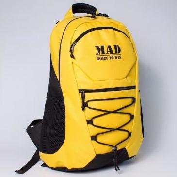 """Подростковый рюкзак  """"ACTIVE"""" желтый  (для парня или девушки)"""