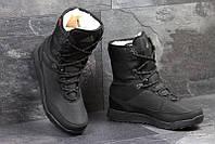 Жіночі  зимові чоботи- дутіки  Adidas Terrex (3531)