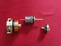 Ремкомплект трехходового Fugas (втулка, шток, клапан переключающий), фото 1