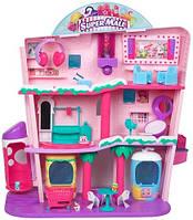 Игровой набор Shopkins Shoppies. Развлекательный центр с аксессуарами (56631)