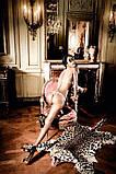 Комплект Champagne Metallic Ring Bikini Set, M/L, фото 2