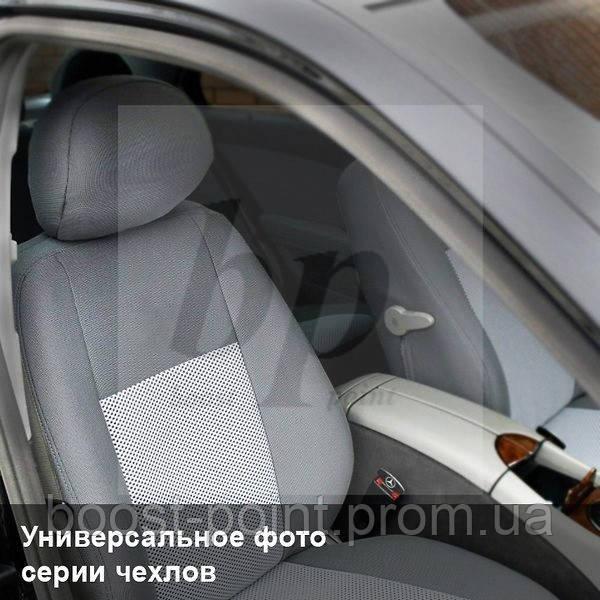 Чехлы на сиденья (автоткань) Ford Connect II (Форд коннект 2013+)