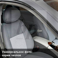 Чехлы на сиденья (автоткань) fiat panda (фиат панда 2003г)