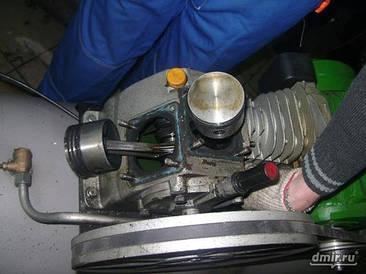 Ремонт компрессоров воздушных поршневых