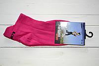 Женские носочки спортивные размер 36-39 малиновые