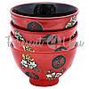 Комплект для супа на 4 персоны «Красный» (220-2033), фото 2