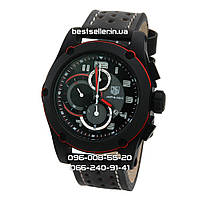 Часы Tag Heuer Grand Carrera Srort MP4 Chronograph Black/Brown. Реплика Premium качества (ААА), фото 1