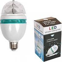 Вращающаяся лампа LED «Бриллиант» (арт.LED/E)