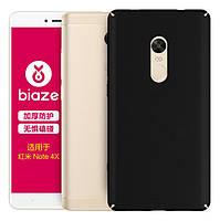 Чехол бампер Soft Touch Biaze для Xiaomi Redmi Note 4x