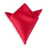 Платок Bow Tie House малиновый 01630