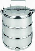 Ланч-бокс V=3*1000 мл, кухонная посуда