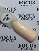 Гель - лак для ногтей Focus № 058