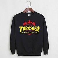 Свитшот Thrasher Huf logo | Кофта трэшер, фото 1