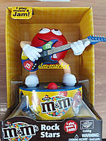 Драже M&M's гитарист Rock Stars 45г