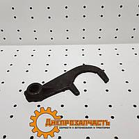 Вилка переключения редуктора КПП, 40-1702028 (ЮМЗ, Д-65), фото 1