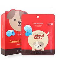 Тканевая маска BERRISOM Animal Mask собака