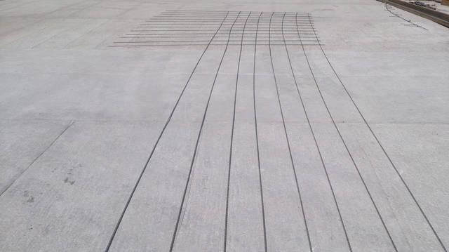 Еще одно преимущество стеклопластиковой арматуры перед металлической - любая строительная длинна!