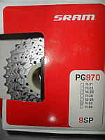 Кассета SRAM PG 970