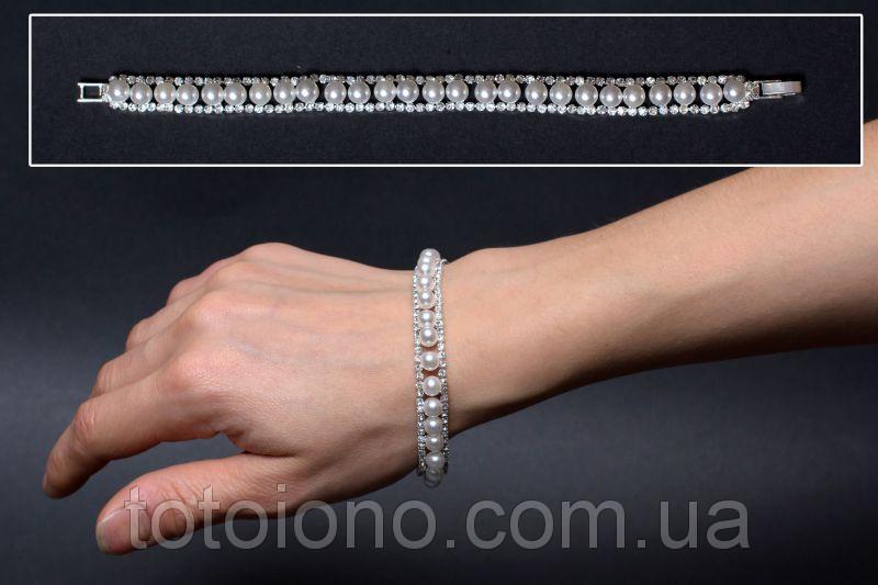 Свадебный браслет SL2433
