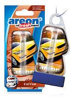 """Ароматизатор Areon """"АВТО"""" Coffee (жидкий на зеркало)"""