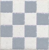 Вставка Kerama Marazzi Неаполитанская Амальфи STG\C404\1270 орнамент серый 9,9х9,9