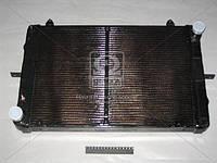 Радиатор водяного охлаждения Газель ГАЗ 3302 (2-х рядн.) (с ушами) (пр-во ШААЗ) Р330242-1301010-01