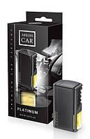 Ароматизатор Areon Car Platinum на обдув