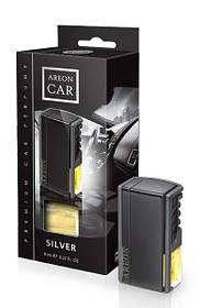 Ароматизатор Areon Car Silver на обдув