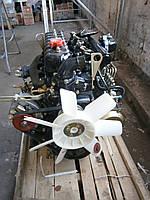 Двигатель JAC 1020 (дв.QC490Q) в сборе