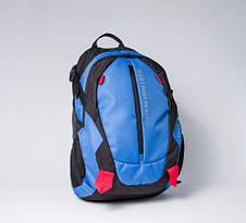 "Спортивный рюкзак  ""LOCATE"" синий, фото 3"