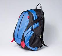 "Спортивный рюкзак  ""LOCATE"" синий, фото 2"