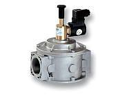 Електромагнітний клапан MADAS M16/RM N. A. DN32 (500mbar, 160x196, 12В)