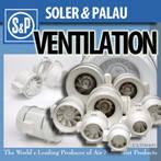 Круглые канальные вентиляторы Soler&Palau