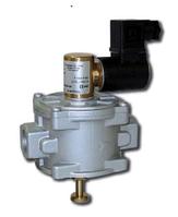 Електромагнітний клапан MADAS M16/RM N. A. DN50 (6bar, 160x257, 12В)
