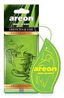 """Ароматизатор Areon """"Mon"""" Green Tea & Lime"""