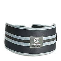 Неопреновый пояс с наполнителем для фитнеса и бодибилдинга Stein Lifting Belt BWN-2418, Киев