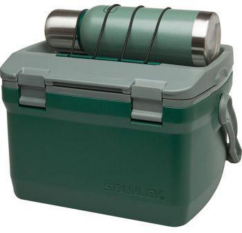 Термоящик термобокс STANLEY Adventure 6.6 л зелений 10-01622-003